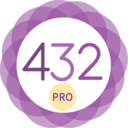 Icon for 432 Player - Listen to Pure Music Like a Pro