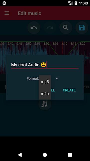 Quick Song Editor screenshot 5
