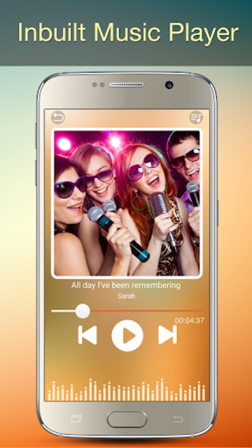 Audio MP3 Cutter Mix Converter and Ringtone Maker screenshot 2