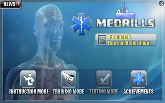 Medrills: AED screenshot 9