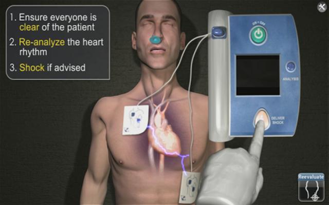 Medrills: AED screenshot 11