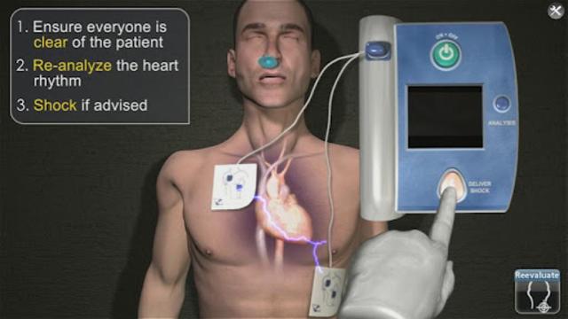 Medrills: AED screenshot 3