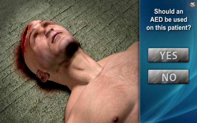 Medrills: AED screenshot 21