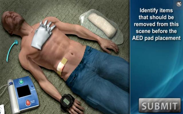Medrills: AED screenshot 22