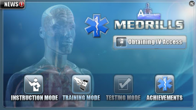 Medrills: Obtaining IV Access screenshot 1