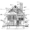 Icon for Architecture House Drawing