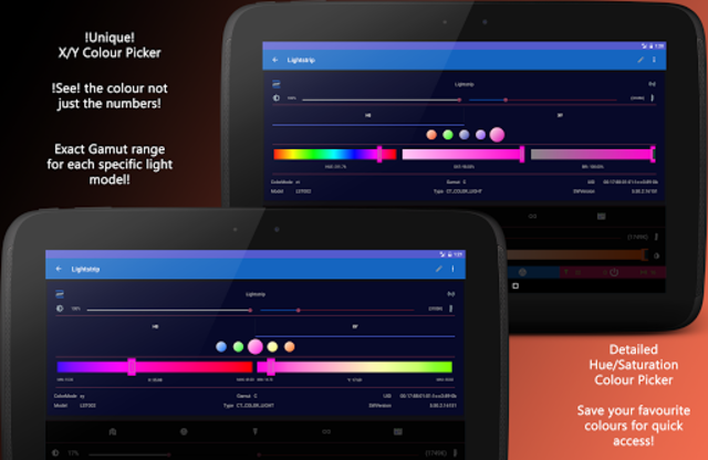 MyHue App and QuickSettings Tiles for Philips Hue screenshot 16