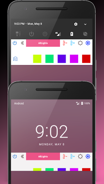 MyHue App and QuickSettings Tiles for Philips Hue screenshot 1