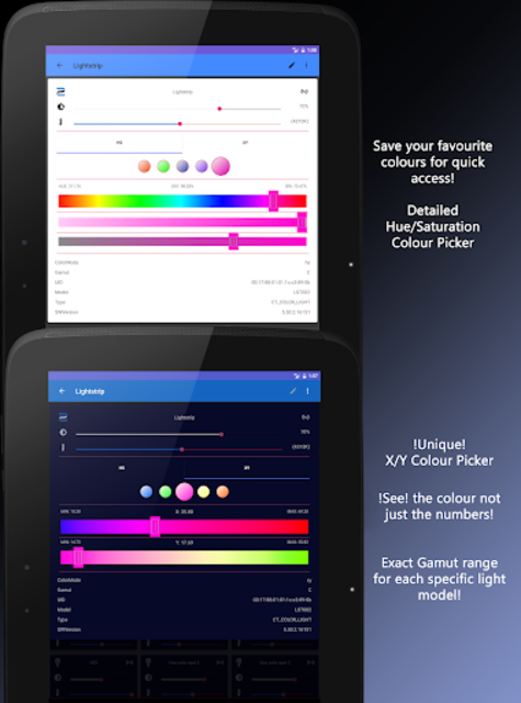 MyHue App and QuickSettings Tiles for Philips Hue screenshot 12