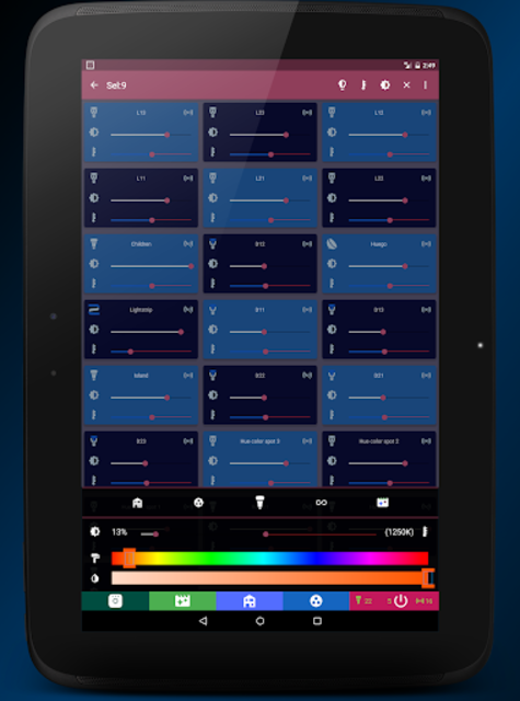 MyHue App and QuickSettings Tiles for Philips Hue screenshot 15