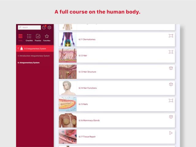 Anatomy & Physiology screenshot 6