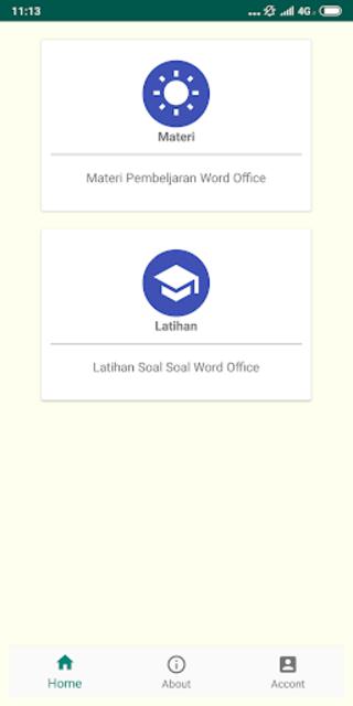 Word Learn screenshot 1