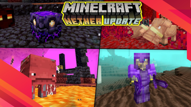 Nether Update Concept Addon screenshot 6