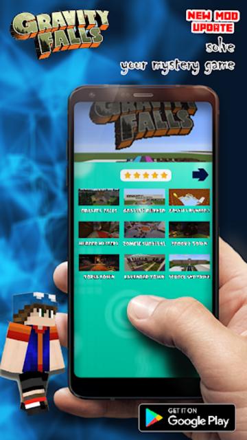 Gravity Falls Mod for MCPE screenshot 3