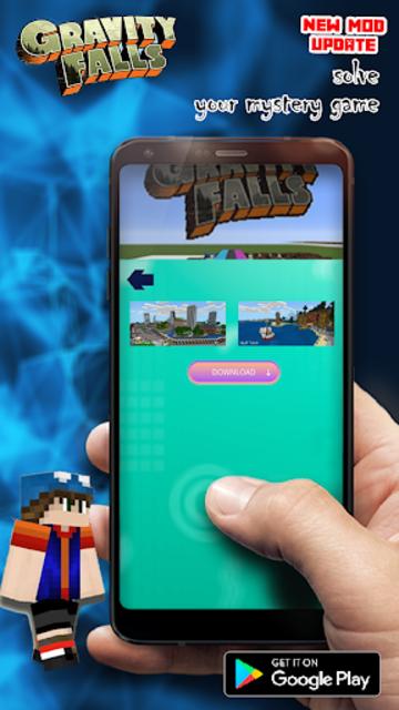 Gravity Falls Mod for MCPE screenshot 4