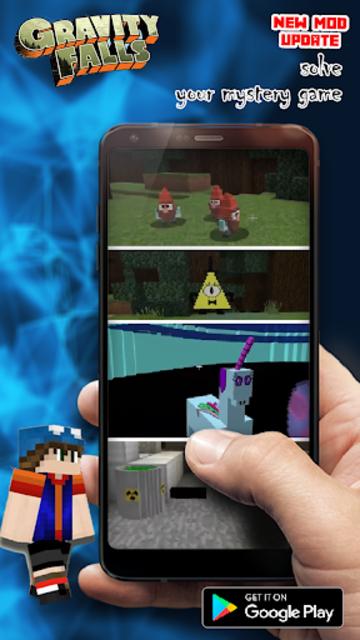 Gravity Falls Mod for MCPE screenshot 5