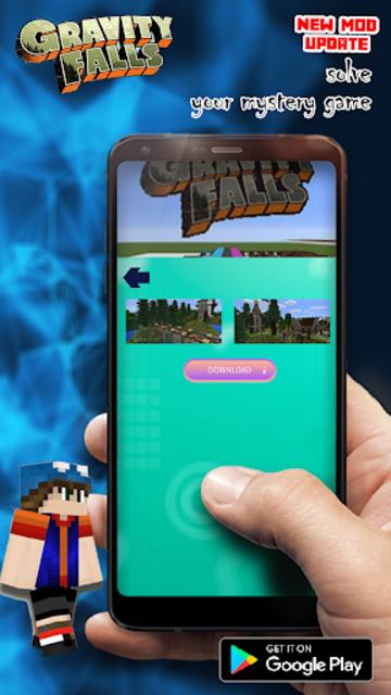 Gravity Falls Mod for MCPE screenshot 6