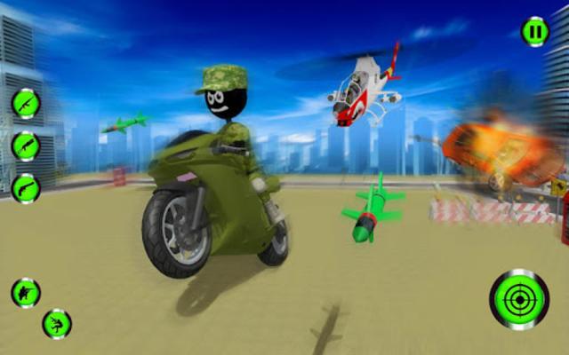 Army Stickman Strike screenshot 8