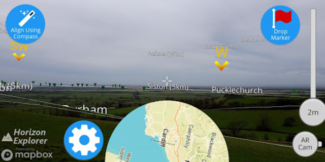 Horizon Explorer AR screenshot 2