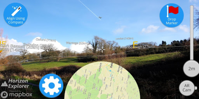 Horizon Explorer AR screenshot 5