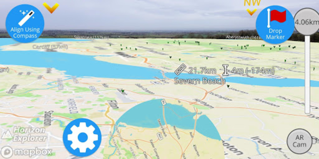 Horizon Explorer AR screenshot 7
