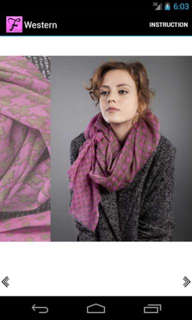 Scarf Fashion Designer Pro screenshot 8