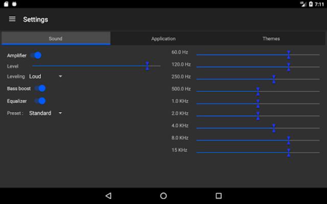 Loud Player - Audio player screenshot 14