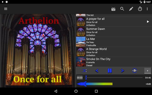 Loud Player - Audio player screenshot 12