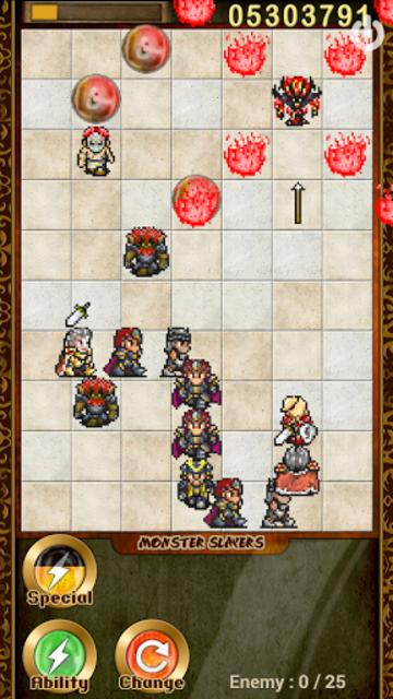 Monster Slayers - Snake screenshot 6