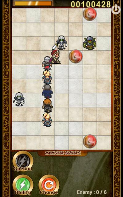Monster Slayers - Snake screenshot 10