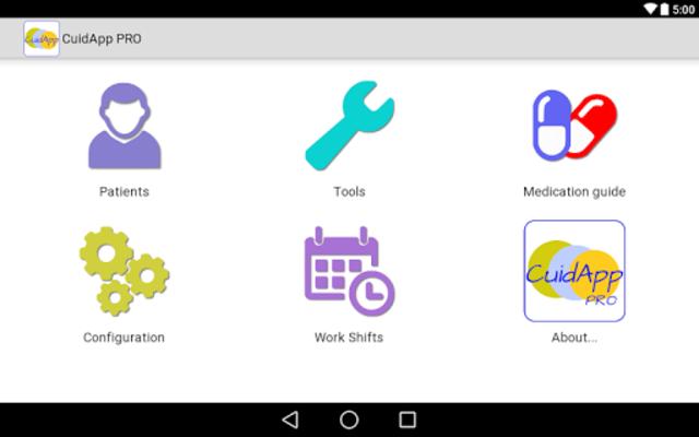 CuidAppPRO Nurses and Doctors screenshot 9