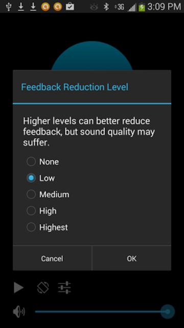 Easy Microphone screenshot 1