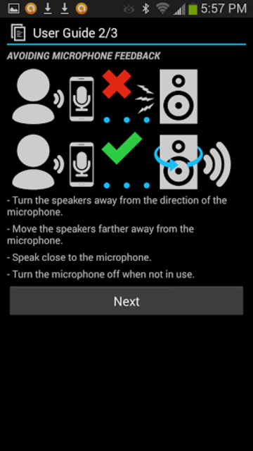 Easy Microphone screenshot 5