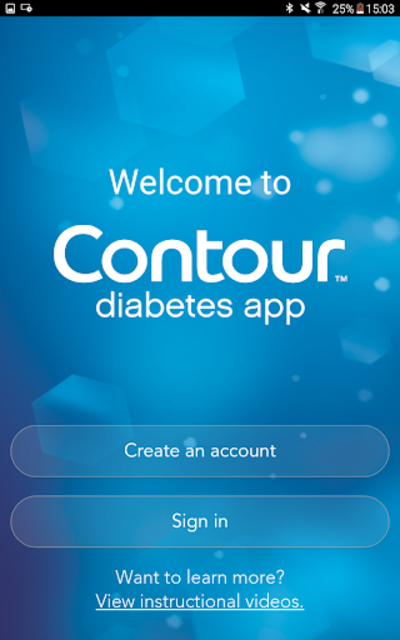 CONTOUR DIABETES app (US) screenshot 1