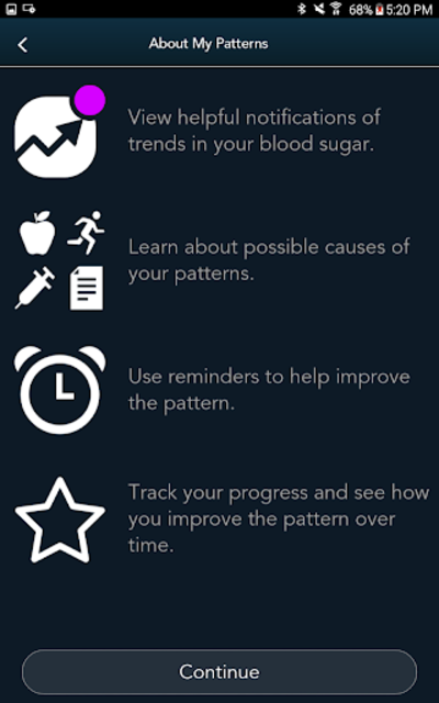 CONTOUR DIABETES app (US) screenshot 3
