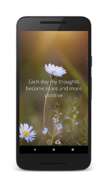 My Affirmations: Live Positive screenshot 2