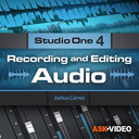 Icon for Recording & Editing Audio Course For Studio One 4