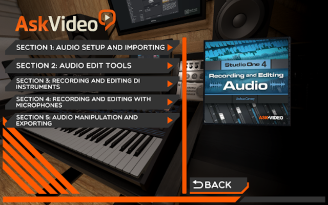 Recording & Editing Audio Course For Studio One 4 screenshot 2
