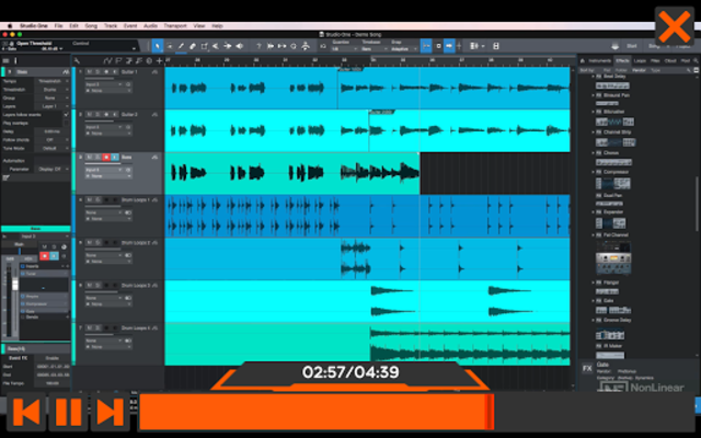 Recording & Editing Audio Course For Studio One 4 screenshot 3