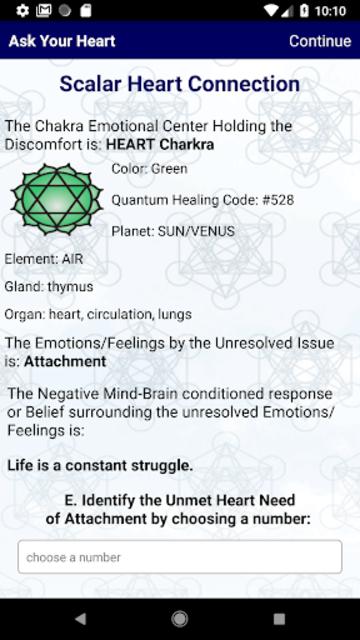 Ask Your Heart screenshot 5