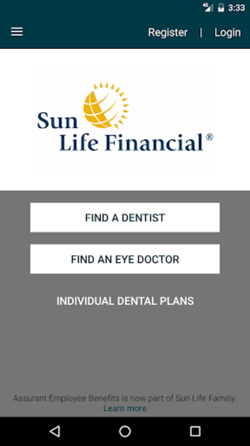 Sun Life Benefit Tools screenshot 1