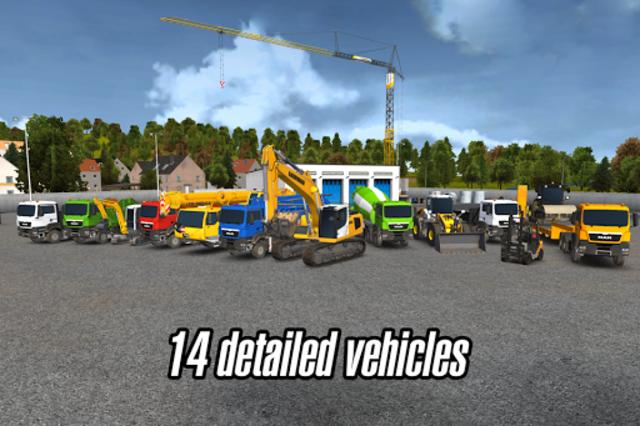Construction Simulator 2014 screenshot 2