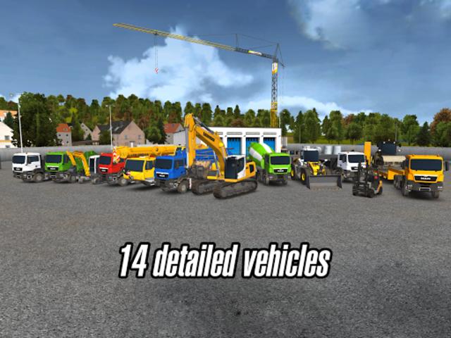 Construction Simulator 2014 screenshot 7