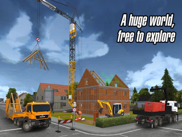 Construction Simulator 2014 screenshot 10