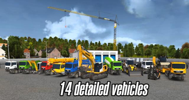 Construction Simulator 2014 screenshot 12