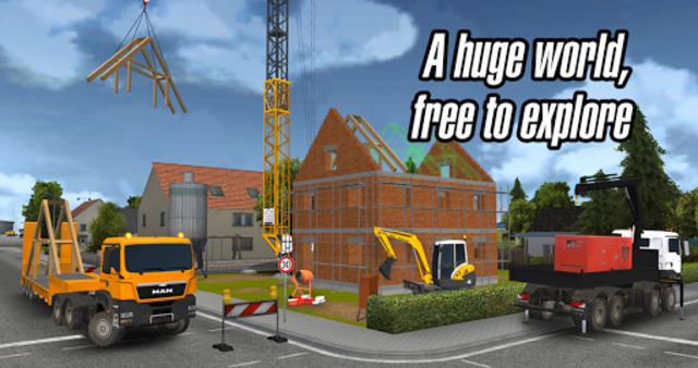 Construction Simulator 2014 screenshot 15