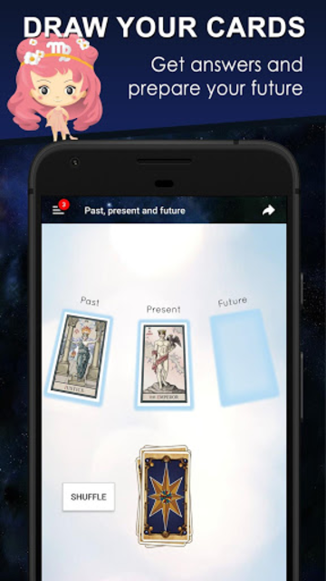 Astroguide - Free Daily Horoscope 2019 & Tarot screenshot 2