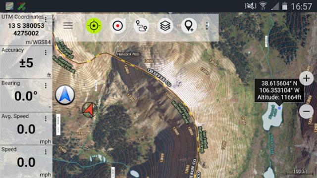 Australia Topo Maps screenshot 3