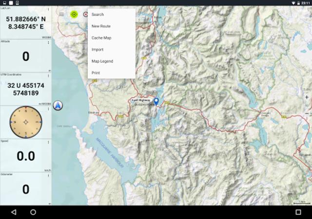 Australia Topo Maps screenshot 9