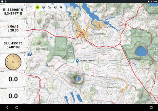 Australia Topo Maps screenshot 10